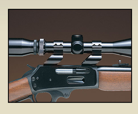 See-Thru Scope Mounts