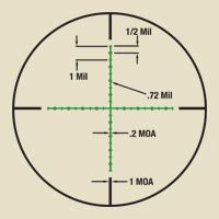 LRS Reticle